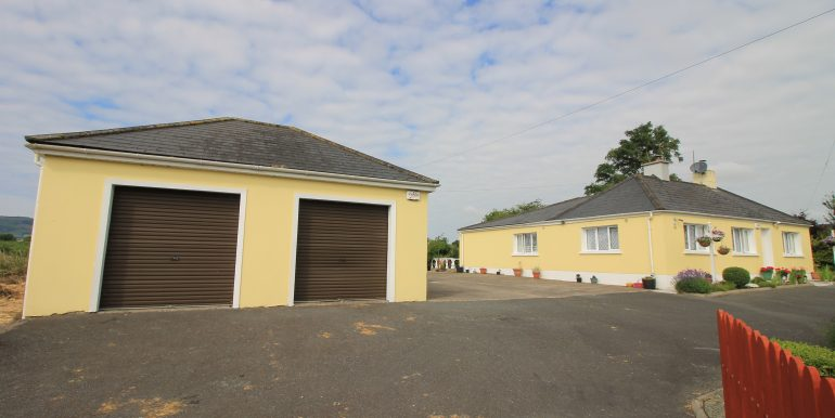 front with garage 2