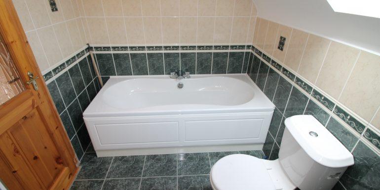Bathroom Floor 1 side