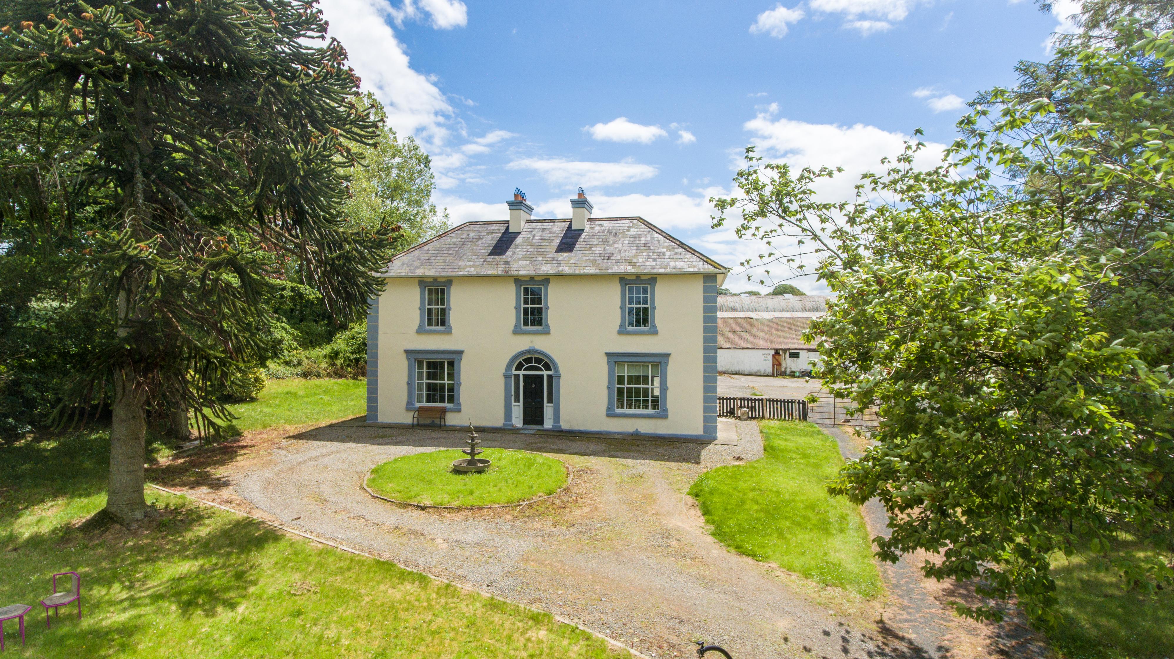 Ballinlough House, Ballinlough, Kilteely, Co. Limerick