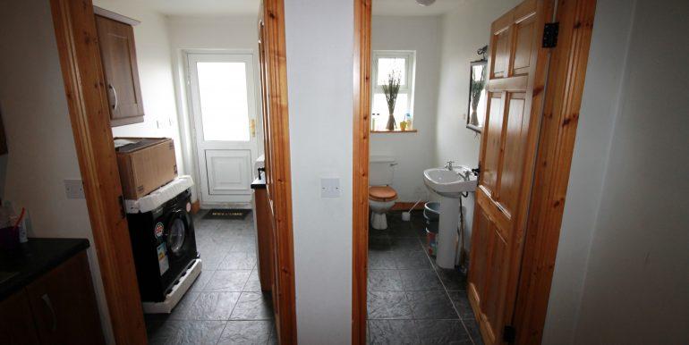 utility and toilet
