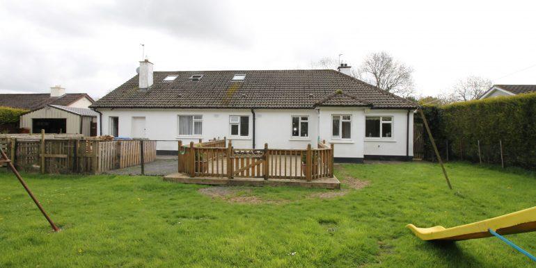 rear house